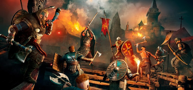 AMD ofrece 'Assassin's Creed: Valhalla' con la compra de ciertos procesadores Ryzen