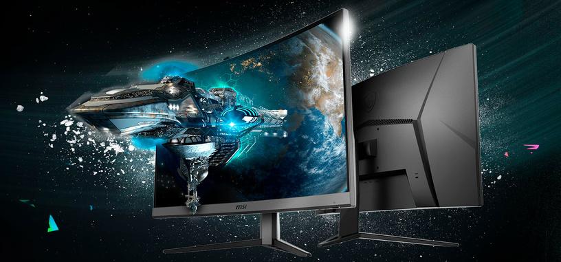MSI presenta el Optix G32CQ4, monitor VA de 32'' QHD de 165 Hz