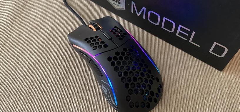 Análisis: Model D de Glorious PC Gaming Race