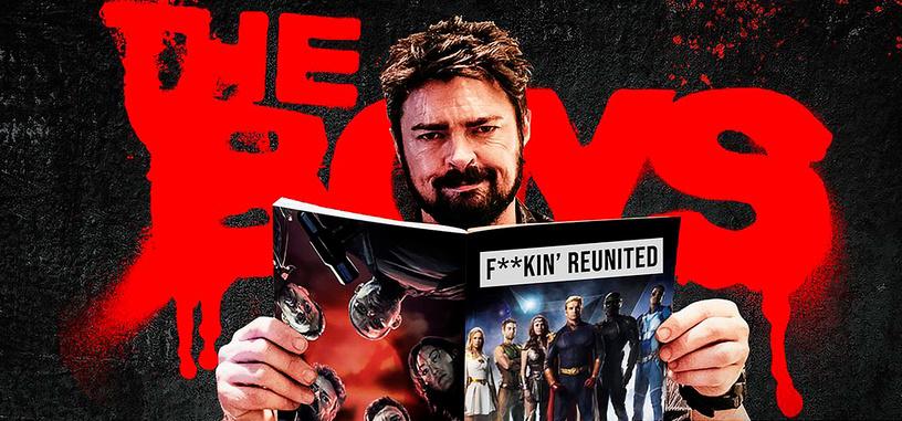 'The Boys' vuelve en septiembre con la promesa de una segunda temporada aún más bruta