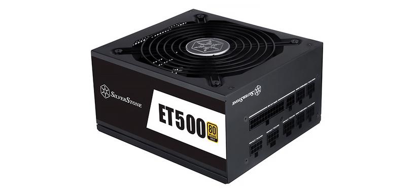 SilverStone anuncia la serie ET-MG de fuentes 80 PLUS Gold