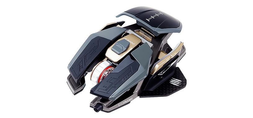 Mad Catz pone a la venta el RAT PRO X3 Supreme, altamente personalizable