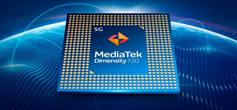 MediaTek anuncia el Dimensity 720, un competidor del Snapdragon 690