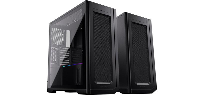 Phanteks presenta la torre Enthoo Pro 2, versátil, grande y con espacio para dos placas base