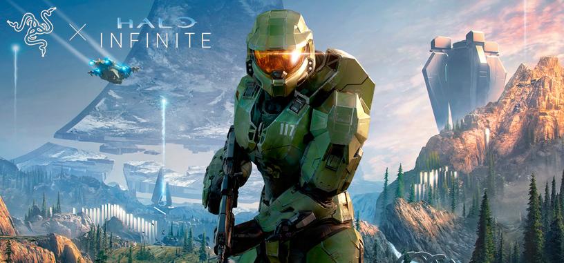 Razer y 343 Industries colaborarán en periféricos para jugones basados en 'Halo Infinite'