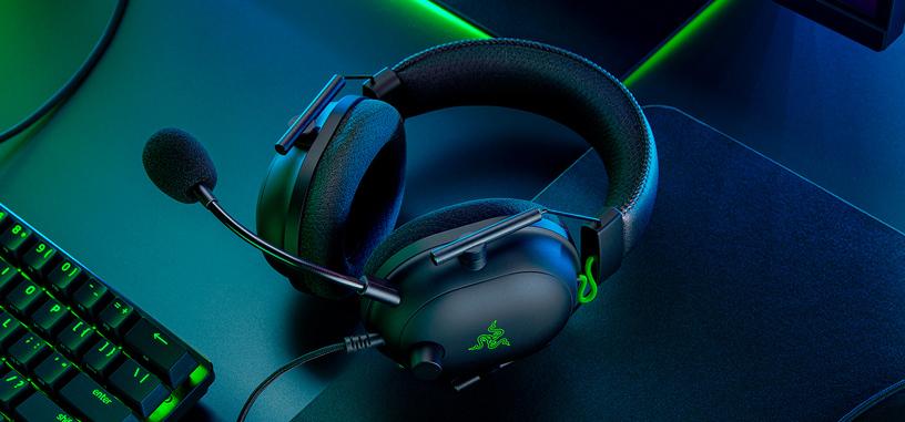 Razer presenta los BlackShark v2 con sonido espacial THX