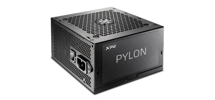 ADATA XPG anuncia la serie Pylon de fuentes de hasta 750 W con 80 PLUS Bronze