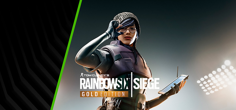 Nvidia ofrece 'Rainbox Six Siege: Gold Edition' por la compra de una GeForce RTX 20