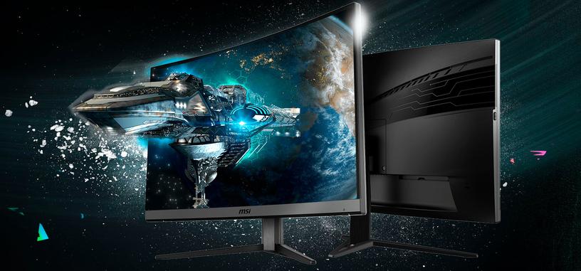 MSI presenta el Optix MAG272C, monitor curvo VA de 27'' FHD y 165 Hz