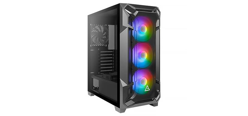 Antec presenta la caja D600 Flux