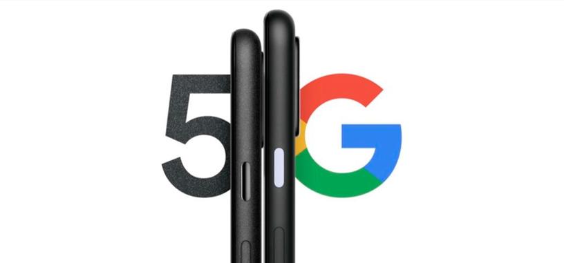 Google avanza el Pixel 5 y la versión 5G del Pixel 4a, disponibles en el cuarto trimestre