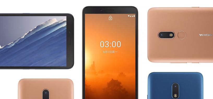 HMD Global presenta un nuevo móvil económico, el Nokia C3