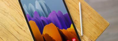 Samsung anuncia las tabletas Galaxy Tab S7 y S7+