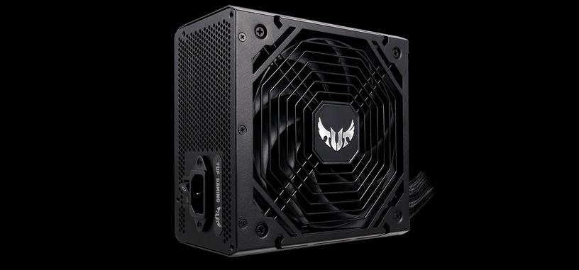 ASUS anuncia nuevas fuentes TUF Gaming de 550 W y 650 W