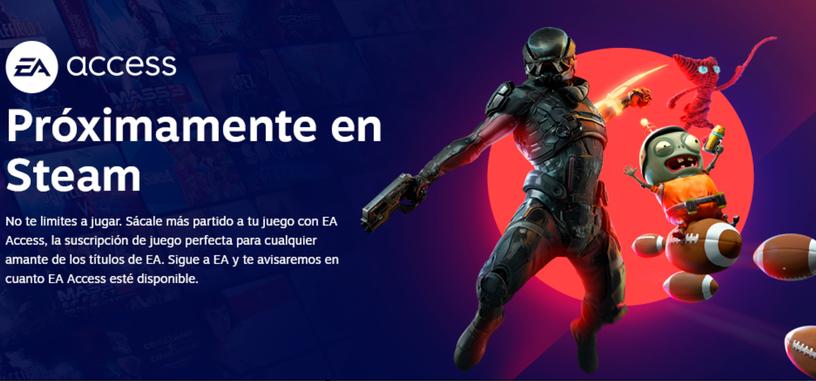 Electronic Arts llevará próximamente la suscripción EA Access a Steam