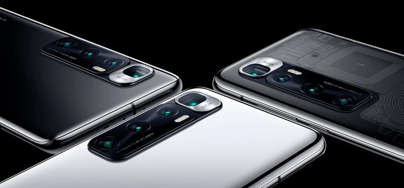 Xiaomi presenta el Mi 10 Ultra, con SD865, carga de 120 W, y mejor cámara