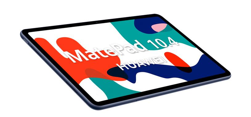 Huawei pone a la venta la MediaPad 10.4