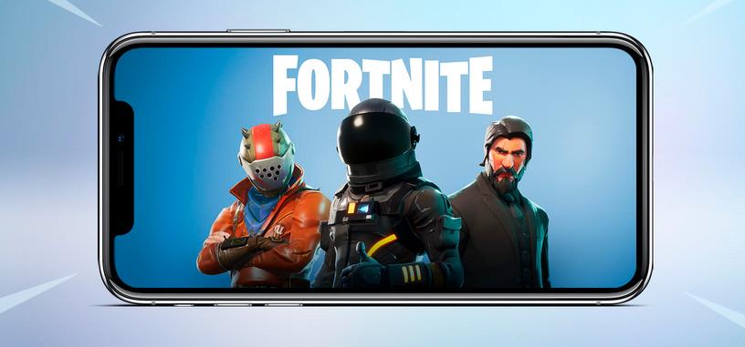 iOS solo aportó un 7 % de los ingresos que obtuvo Epic Games con 'Fortnite'