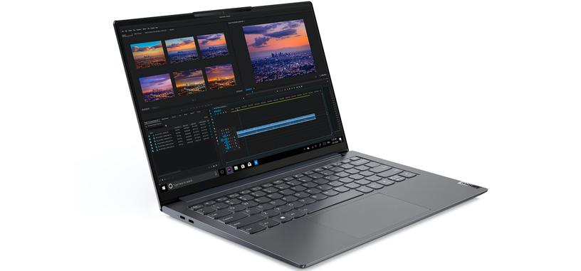 Lenovo anuncia nuevos portátiles y convertibles Yoga con procesadores Tiger Lake y Ryzen 4000