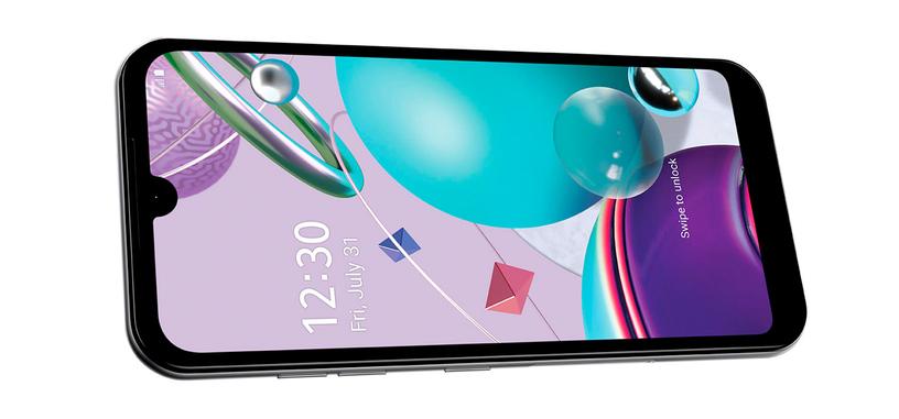 LG presenta el K31, gama baja con Helio P22