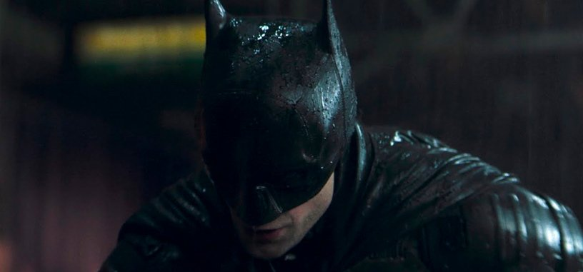 Robert Pattinson es Bruce Wayne en el primer avance de 'The Batman'