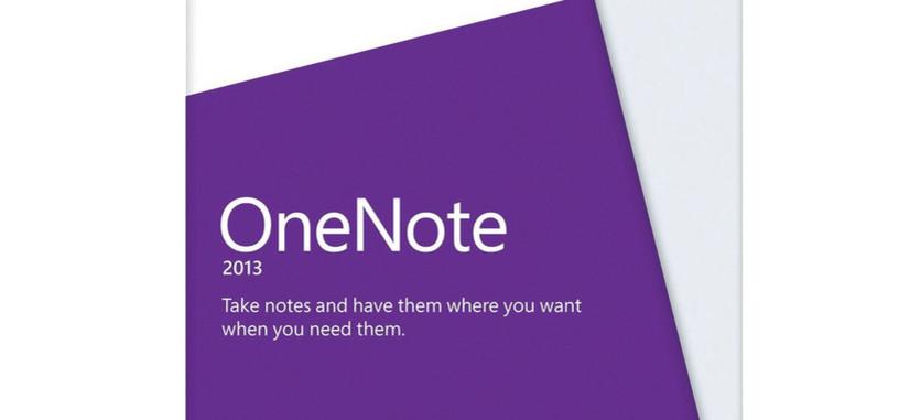 La nueva versión de OneNote llega a iOS 8, Android y... Android Wear