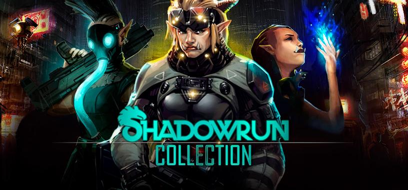 Consigue gratis en la tienda de Epic Games los juegos 'Hitman', 'Shadowrun Collection'