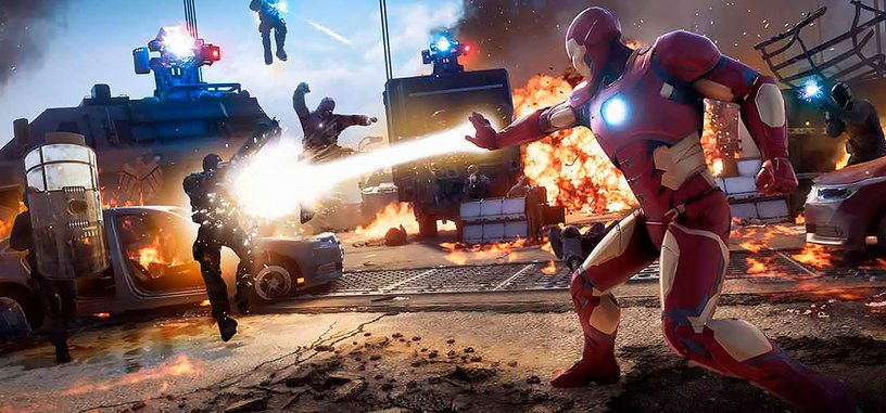 'Marvel's Avengers' y 'Wolfenstein: Youngblood' ahora implementan DLSS