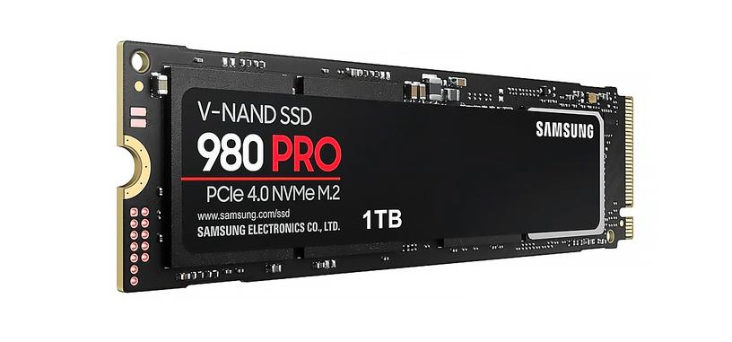 Samsung anuncia la serie 980 PRO de SSD PCIe 4.0 de alto rendimiento