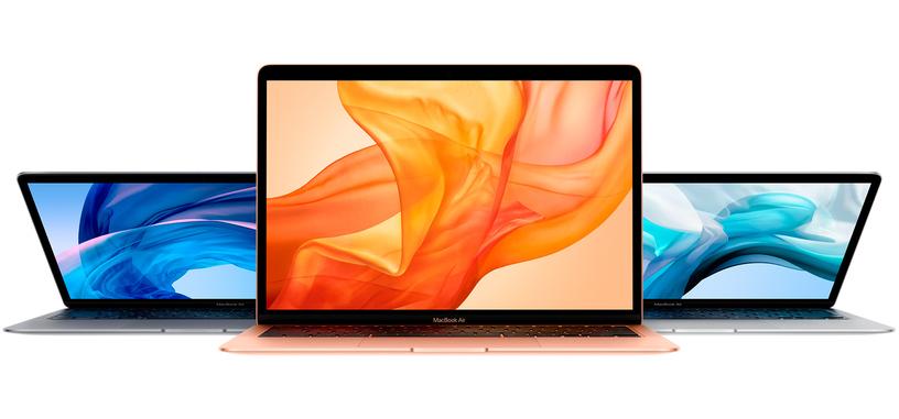 Apple anuncia sus tres primeros Mac con procesador M1