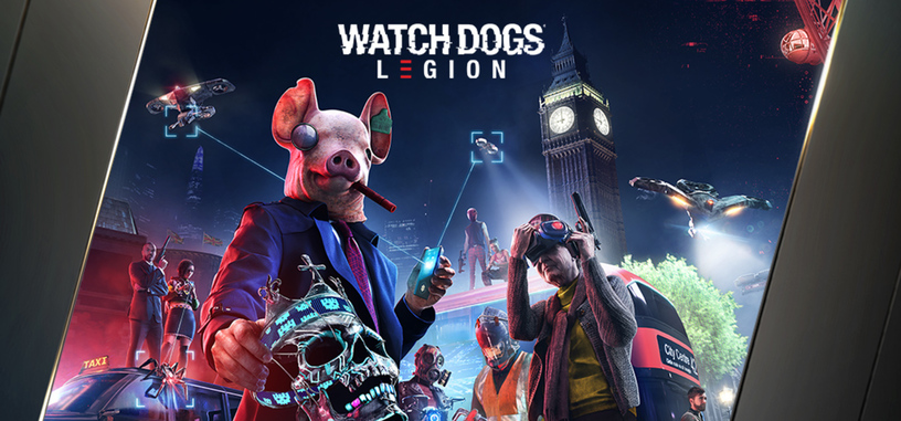 Nvidia ofrece 'Watch Dogs: Legion' y un año de GeForce NOW con la compra de una RTX 30