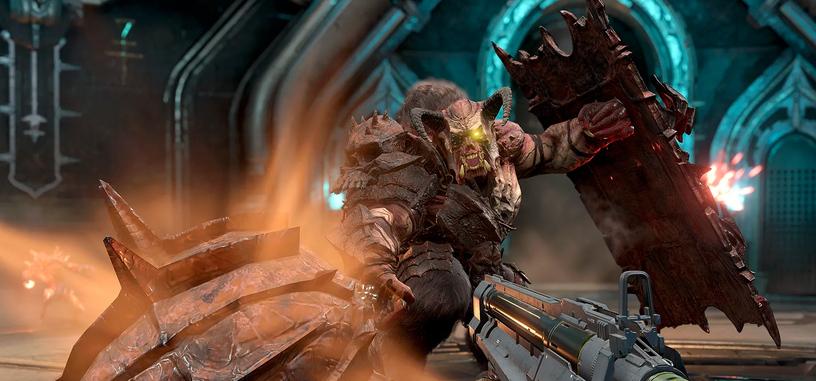 Tras adquirir ZeniMax, Microsoft anuncia que 'DOOM Eternal' llegará al Xbox Game Pass en octubre