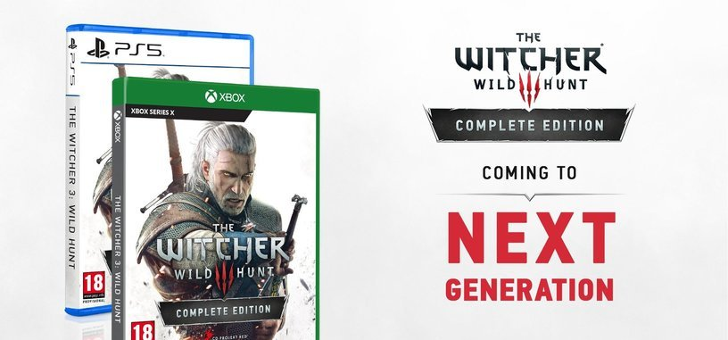 'The Witcher 3' llegará a la siguiente generación y con trazado de rayos