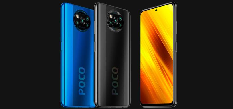 Xiaomi presenta el Poco X3 NFC, SD732G, pantalla de 120 Hz y altavoces estéreo por €219