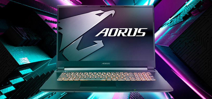 Análisis: Aorus 7 KB de Gigabyte (i7-10750H y RTX 2060)