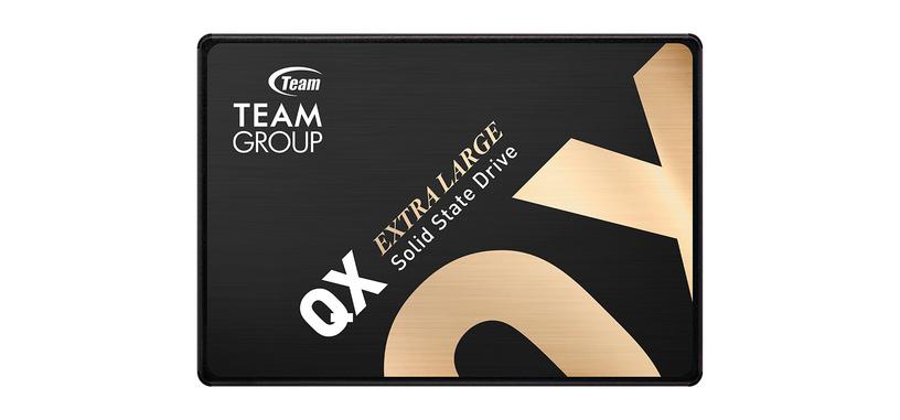 TEAMGROUP anuncia la SSD QX de 15.3 TB por 3990 dólares