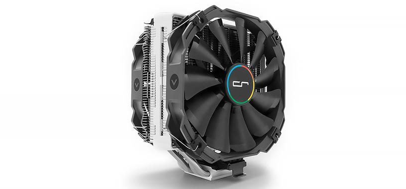 Cryorig presenta la refrigeración R5 con doble ventilador de 140 mm