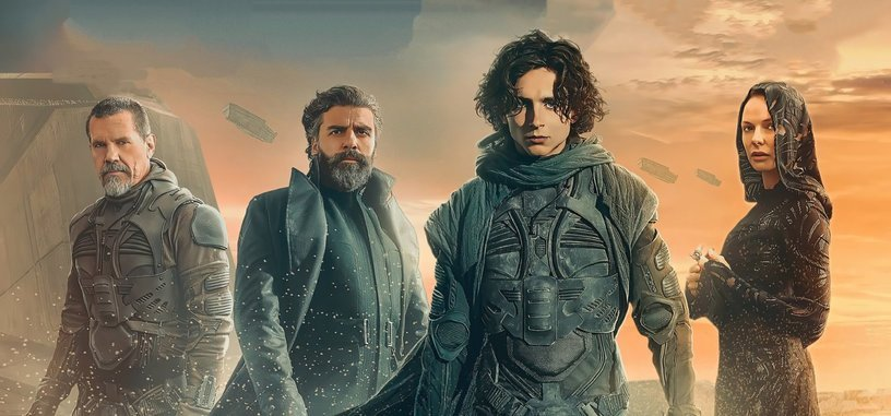 La guerra se aproxima en el primer tráiler de la nueva adaptación de 'Dune'