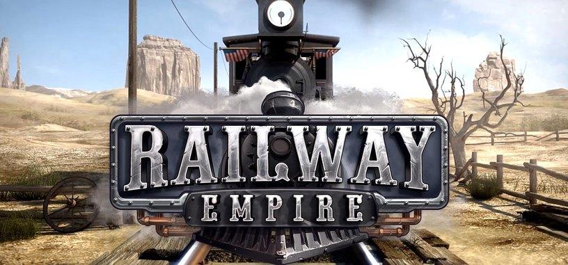 Consigue gratis 'Railway Empire' y 'Where the water tastes like wine' en la Epic Games Store