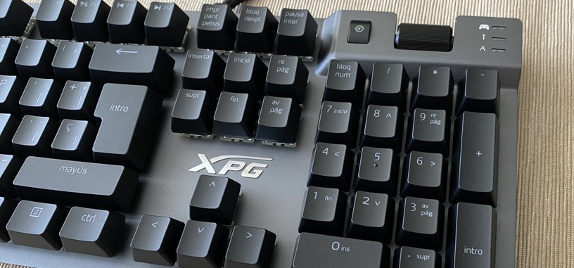 Análisis: XPG Summoner de ADATA