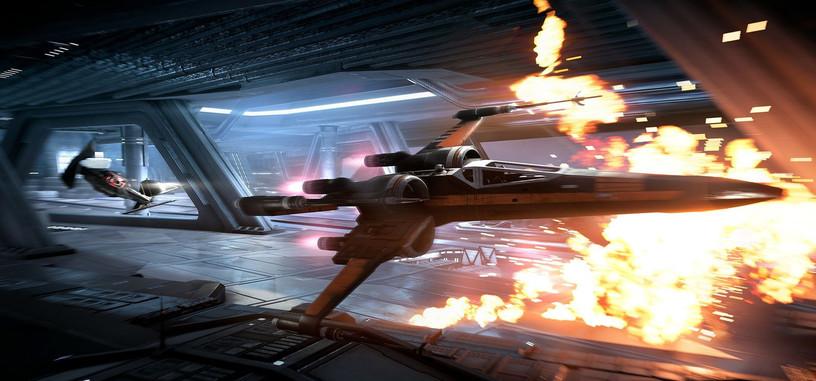 'Star Wars: Squadrons' persigue su inminente salida con un tráiler cinemático