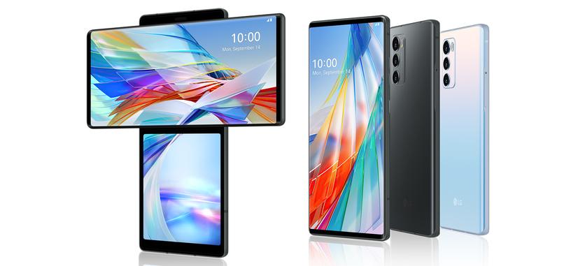 LG presenta Wing, un móvil que da una vuelta de tuerca a la doble pantalla