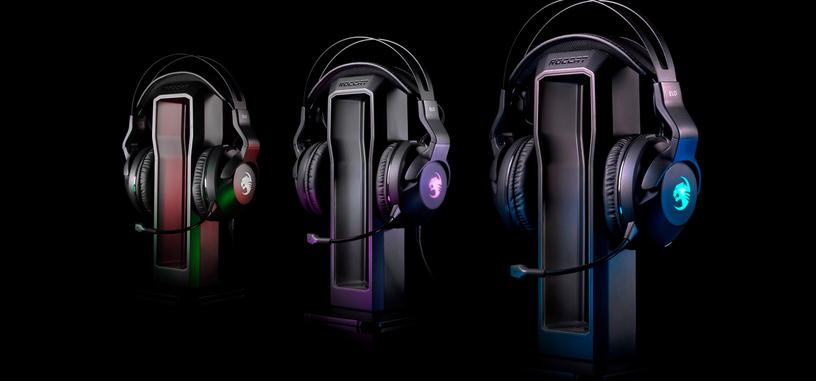 ROCCAT presenta la serie Elo de auriculares
