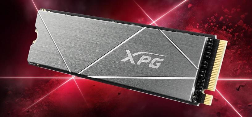 ADATA XPG anuncia la serie Gammix S50 Lite de SSD de tipo PCIe 4.0