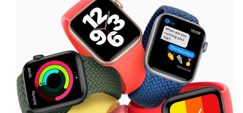 Apple anuncia el Watch Serie 6 con oxímetro y una versión más barata Watch SE