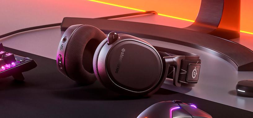 SteeSeries anuncia los auriculares inalámbricos Arctis 9