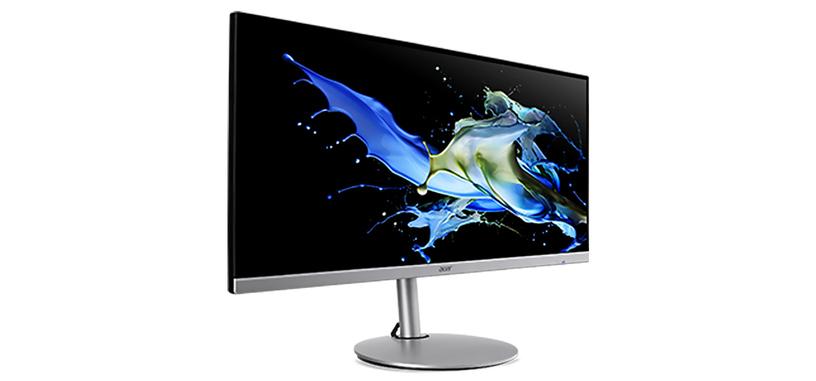 ACER presenta el monitor panorámico CB342CKC, 34″ WQHD de 75 Hz