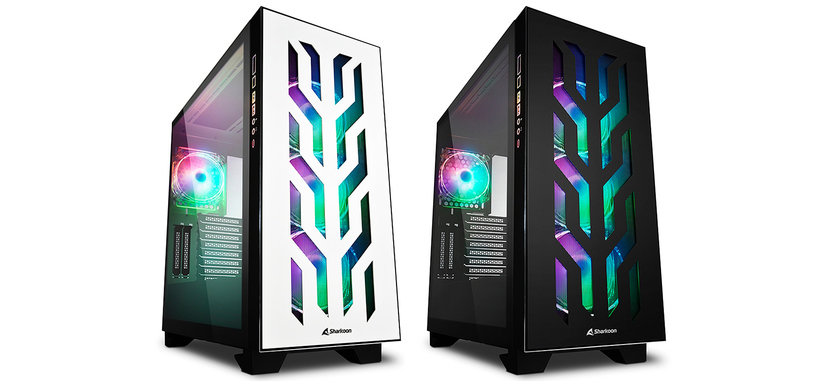 Sharkoon presenta la semitorre Elite Shark CA300T