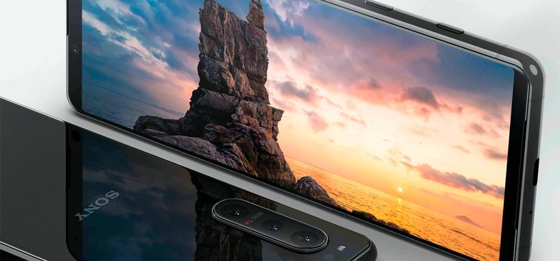 Sony presenta el Xperia 5 II, pantalla panorámica de 120 Hz y Snapdragon 865