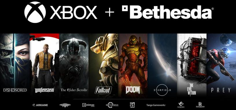 Microsoft adquiere ZeniMax, propietarios de 'Fallout', 'The Elder Scrolls' o 'DOOM' entre otros